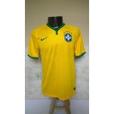 Camisa Futebol Seleção Brasileira 2014 - Caio