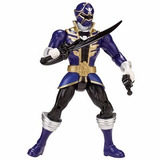 Power Rangers Azul Figura Articulada