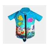 Colete Flutuador Infantil Prolife Aquafish