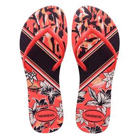 Havaianas Flat Mix - Vermelho