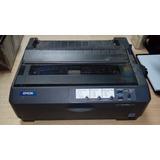 Epson Impresora De Carro Fx 890