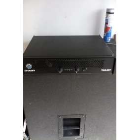 Amplificador Crown Xls 202