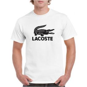 efe26ba9e3f77 Lacoste ! Jacaré Nova ! Tamanho M - Camisetas no Mercado Livre Brasil