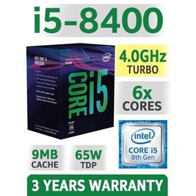 Pc Intel I5 8400 8gb Ssd 120 Gb , 1tb, Gabinete Gamer - Mza