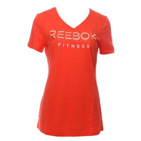Remera Reebok Training 3d Fitness Mujer Co