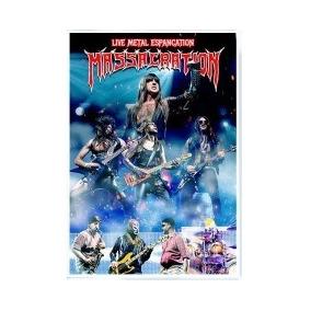 Massacration - Live Metal Espancation (dvd Digifile)