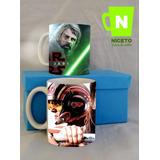 Star Wars Caja Forrada Regalo 2 Tazas The Last Jedi Prlicula