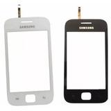 Tela Vidro Touch Samsung S6802 6802 Galaxy Ace Duos + Cola