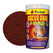 Tropical Discus Gran D-50 Plus 440g Alimento Peces Discus