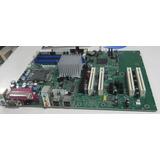 Intel D915pgn Socket 775 Slot Pcie Hasta 4gb Ram C/audio