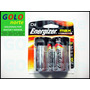 4 Pilas Energizer D Grande 2 Blister X2 Modelo E95 Oferta