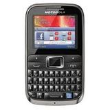 Celular Motorola Ex117 Nuevo En Caja Con Accesorios