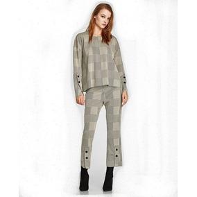 Conjunto Top Y Pantalon Zara Ref 0387-202