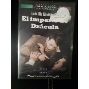 El Imperio De Dracula 1967 Con Eric Del Castillo Dvd