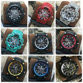 Relógios Masculinos G-shock Cores Variadas