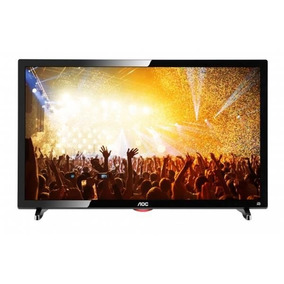 Tv Aoc 24 Led - Full Hd - 2xhdmi - Usb - Dtv - Vga/rgb - V