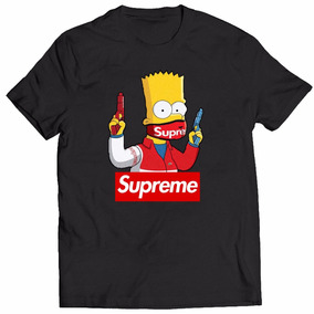 Camisa Camiseta Masculina Desenho Supreme Personagem!
