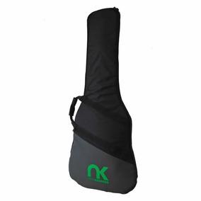Bag Para Guitarra Sólida Premium Newkeepers Preto