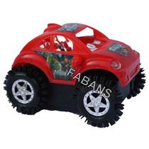 Carrito Vengadores 4x4 Carro Avengers Juguete Hulk Thor Niño