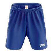 Short Deportivo Dry Fit Confección Nacional 35colores Unisex