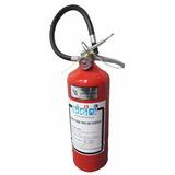 Extintor 4kg Abc - Incluye Soporte - Nuevo- Mata Fuego Cs