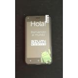 Azumi A40q Android 4.4 Camara 8mpx Memoria Interna 4g