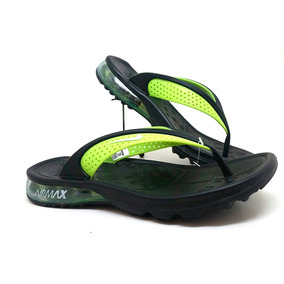 384212c610 Chinelo Nike Air Max Original Bolha Leve Macio Emborrachado