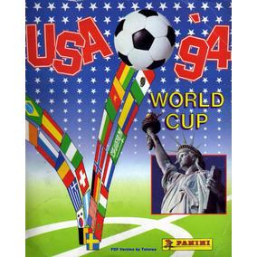 Álbum Figurinhas Digitalizado Copa Do Mundo 1994 Panini