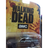 Greenlight Ford Crown Victoria-the Walking Dead-1/64