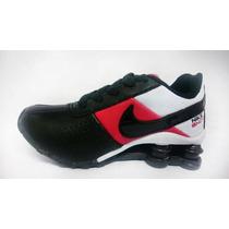 Tênis Nike Shox Infantil Masculino Extra Show+frete Grátis