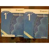 Pack Libro Santillana Matematicas Bicentenario I Medio