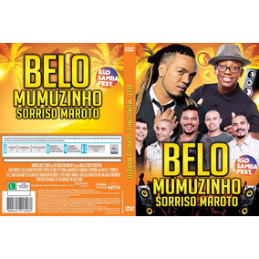 Dvd Rio Samba Fest - Belo, Mumuzinho E Sorriso Maroto