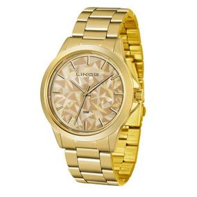 Relógio Lince Feminino Modelo Lrgj072l (original)