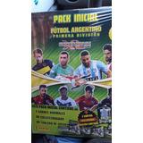Colección Adrenalyn 2017 Pack Inicial Panini Original