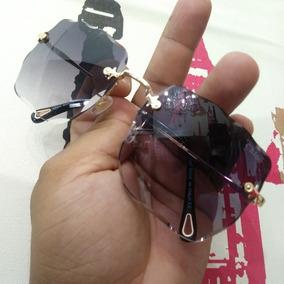 78711248109a1 Armacao De Oculos Chloe Quadrado - Óculos De Sol no Mercado Livre Brasil