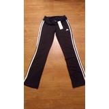 Pantalón Deportivo Mujer adidas Talla S Negro Nuevo