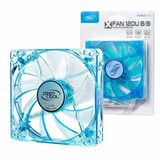 Fancooler Deepcool 12 X 12 Cm Fan Led Azul