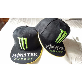 Gorra Viscera Recta Vr46 Valentino Rossi Moto Gp Monster En.