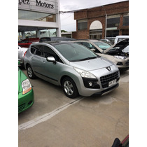 Peugeot 3008 1.6 Extra Full Año 2011