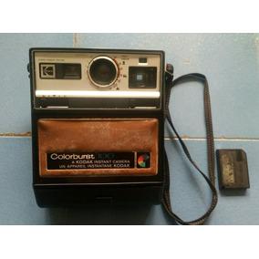 Camara Instantanea Kodak Colorburst 100. De Colección.