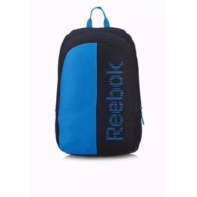 Mochila Reebok U Essentials Escolar Azul