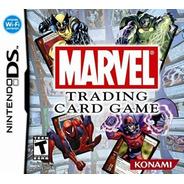 Marvel Trading Card Game Nintendo Ds