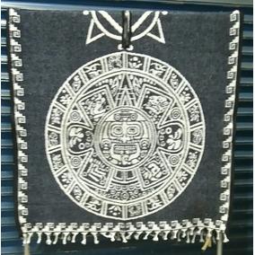 Gaban De Calendario Azteca