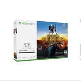 Consola Xbox One S Battlegrounds 1tb Edicion Especial
