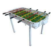 Metegol 100% Metalico Profesional Estructura Fundicion