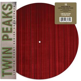 Twin Peaks Limited Event Series Soundtrack Vinilo Doble Imp
