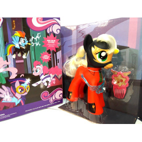 Mi Pequeño Magico Pony Ideal P/regalar Con Cepillo P/peinar