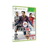 Fifa 14 Xbox 360. Juego Físico Nuevo Sellado. Envío Gratis
