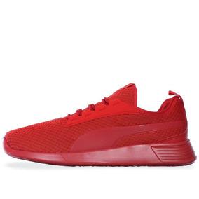 Tenis Puma St Trainer Evo V2 - 36374215 - Rojo - Hombre