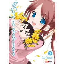 Manga Sora No Otoshimono Tomo 1 Al 16 Precio Por C/u Panini